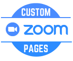 Custom Zoom Pages